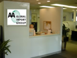 AA Importing, Inc. - Lobby